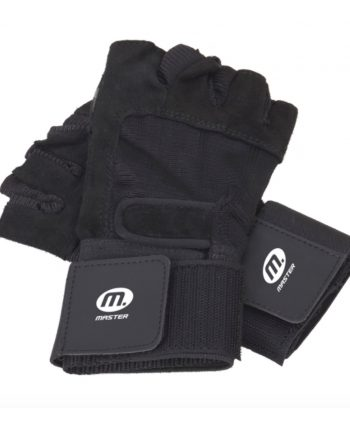 Master Träningshandskar med handledsstöd