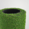 RUBBER MAT WITH ARTIFICIAL GRASS IN A ROLL OF 120X500 CM